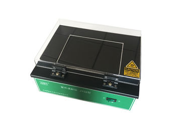 China Safe Operation Led Transilluminator With Uv Filter Glass Quartz Ultraviolet Lamp Jy02 factory